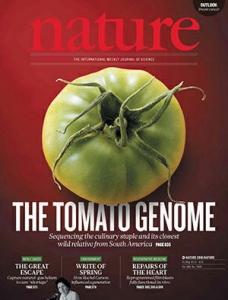Nature Tomato genome