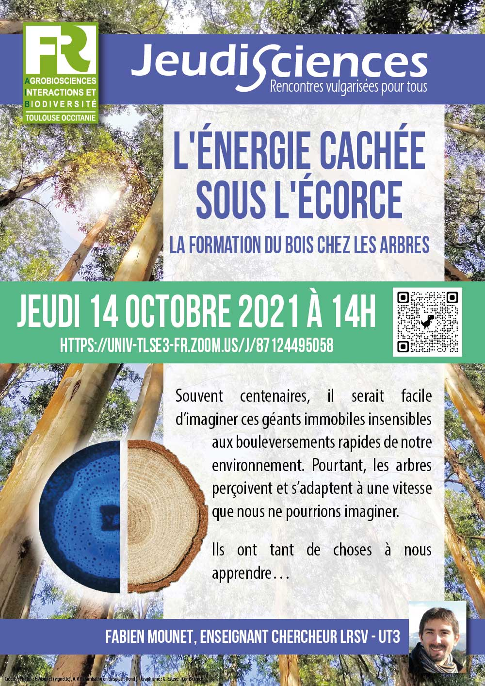 Affiche jeudi Science F. Mounet
